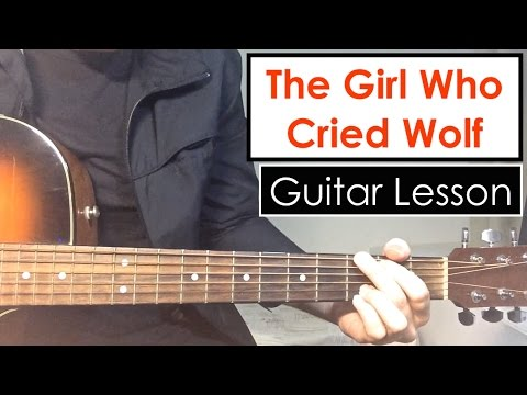5SOS - The Girl Who Cried Wolf | Guitar Tutorial (Lesson) Chords