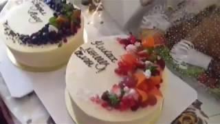 Набор жениха: 2 гуся, 2 торта, 2 чак-чака