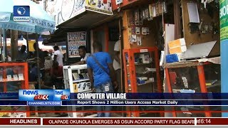 Report Shows 2 Million Users Access Computer Village Daily