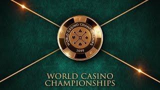 unibet World Casino Championships 2019 - Day 1