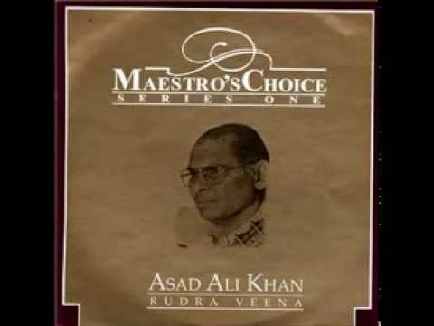 Asad Ali Khan (2) Raga Malkauns - Dhrupad