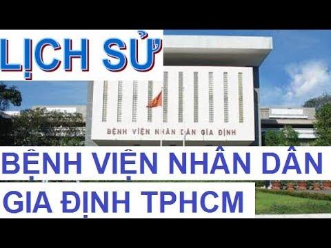 Lịch sử hình thành bệnh NHÂN DÂN GIA ĐỊNH, Quận Bình Thạnh, TPHCM – GIA DINH PEOPLE HOSPITAL