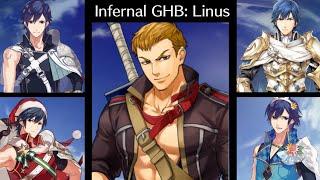Chrom Emblem vs Linus Infernal Grand Hero Battle - Fire Emblem Heroes