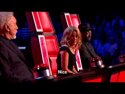 THE VOICE UK 2014 - S03E01-07 (My Best 25 performances in Bl