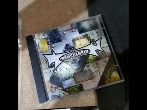Shrinkwrapping CD Jewel Cases