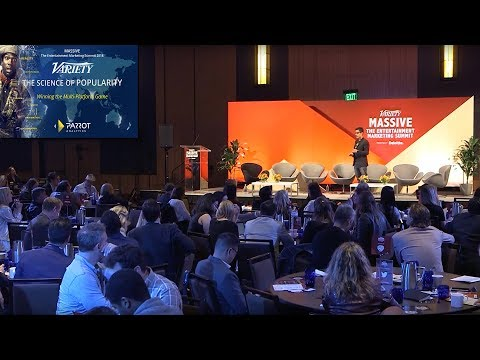 Parrot Analytics: The Science of Popularity - Winning the Multi-Platform Game at Variety Massive