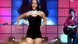Alizée HD: Origin WOW World Of Warcraft Night Elf Female Dance - J