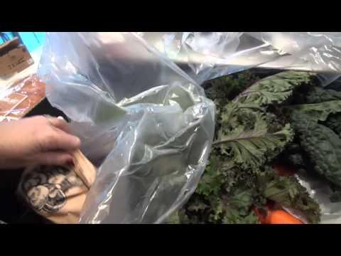 Organic Grocery Haul From Doorstep Organics (Sydney)