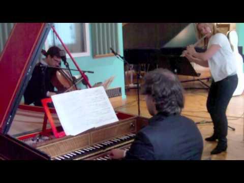 J S Bach - Sonata in B Minor Flute Sonata (BWV 1030)