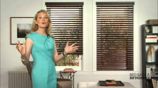 Real Simple Real Wood Window Blinds At Bed Bath & Beyond