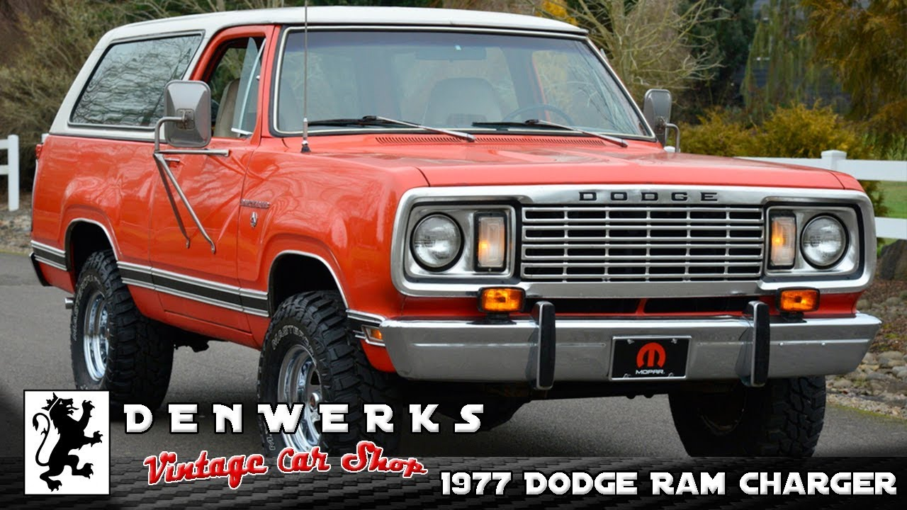 michigan sale cars ramcharger classic near american car dodge for cadillac