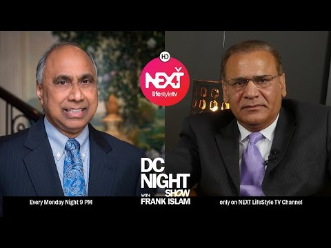 Dr. Khalid Abdullah - DC Night Show with Frank Islam - EP7