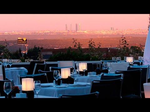 La terraza del Trasgu, en Torrelodones, de las mejores de toda Europa