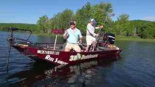 3B Outdoors TV - Mystery Lake Smallmouth Bass Fishing