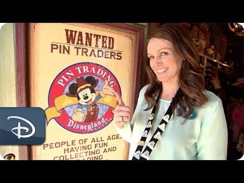 Disneyland Resort Pin Trading Challenge | Disney Parks