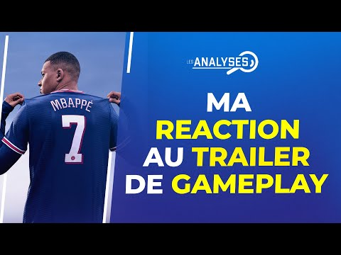 FIFA 22 : Ma réaction au trailer de gameplay !