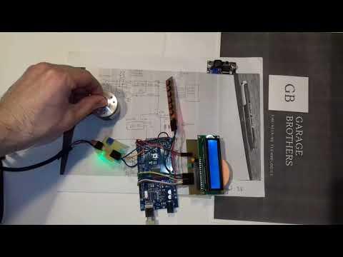Электронная гитара на базе Arduino для любого токарного станка. Часть 1.