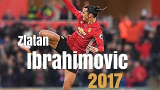 Zlatan Ibrahimovic - Ibra song - skills and goals 2017