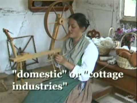 Textile Manufacturing Before the Industrial Revolution
