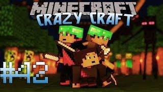 Minecraft: Crazy Craft Adventure! Episode 42 - A NEW END?!
