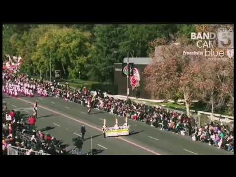 Banda Municipal de Acosta - Desfile de las Rosas 2019