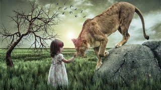 photoshop cc 2015.5 manipulation tutorial animal love