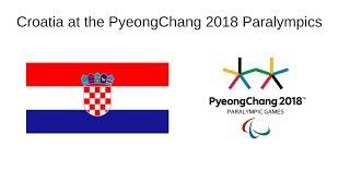 Croatia at the PyeongChang 2018 Paralympics