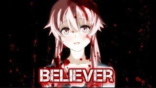 「Nightcore」→ Believer || Remix