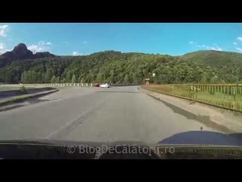 Drum Calimanesti -