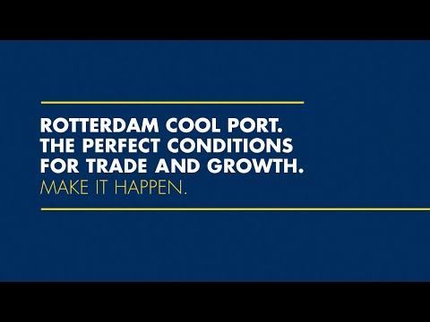 Rotterdam Cool Port