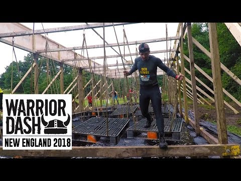 Warrior Dash 2018 (All Obstacles)