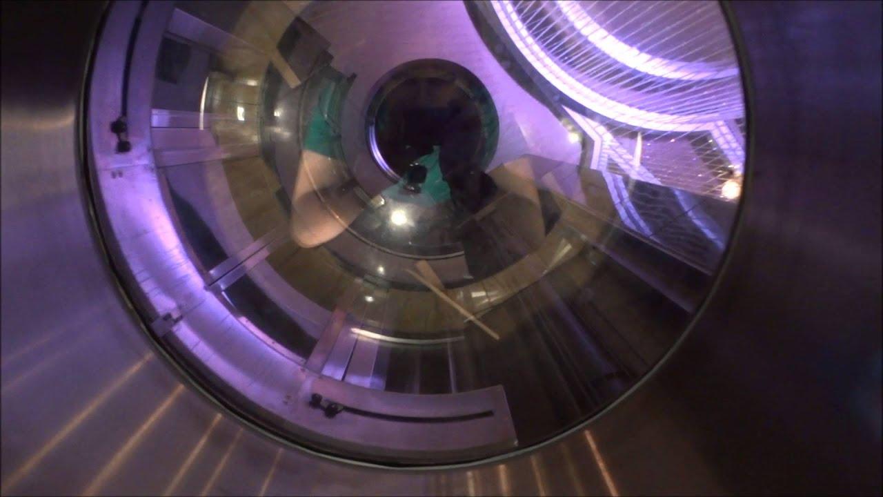 AWESOME Circular Hydraulic West Elevator Chandeleer Bar