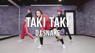 Dj Snake - Taki Taki Ft. Selena Gomez, Ozuna, Cardi B  Suji Choreography