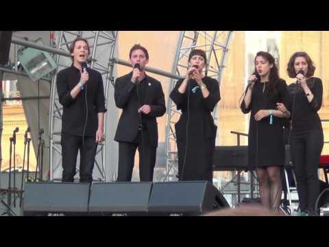 BuJazzO Ensemble - No more Blues - Chorfest 2016