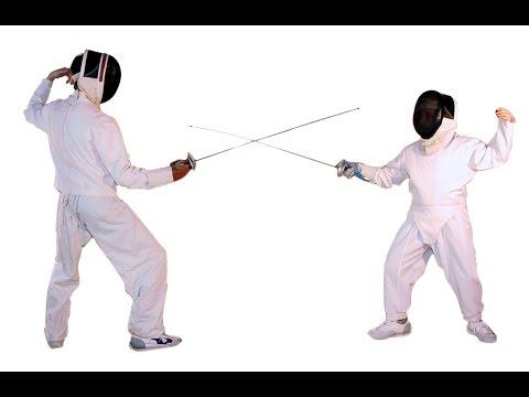 Guard Up Fencing Classes