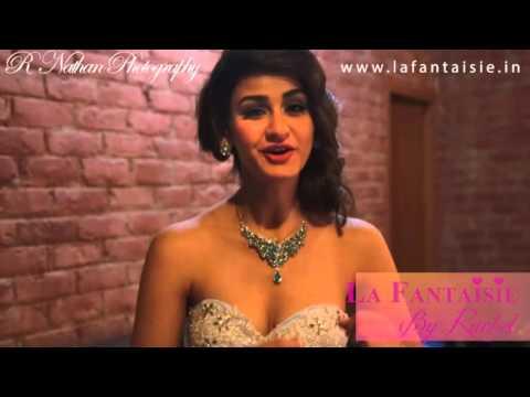 Miss India 2015 Aditi Arya Interview with La Fantaisie