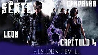 Resident Evil 6 - Campanha - Leon - Capítulo 4
