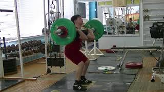 Пряничников Максим, 10 лет, вк 56 Тяга т +на гр  в сед+Т т  медл  45 кг