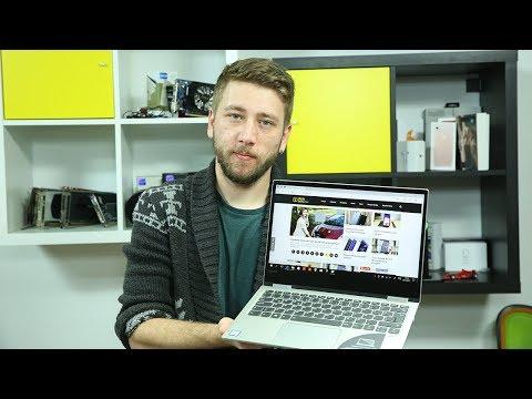 Şık, güçlü ve çok amaçlı bilgisayar! - Lenovo Yoga 720 inceleme