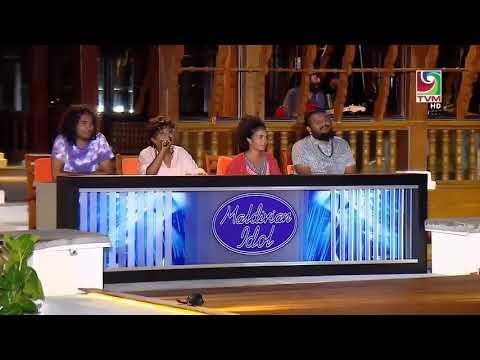 Maldivian Idol Season 3 Theater round | Ekeevehey - Shameel | Golden Mic