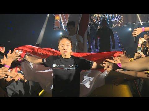 Mililani's Angela Lee retains ONE Championship Atomweight title