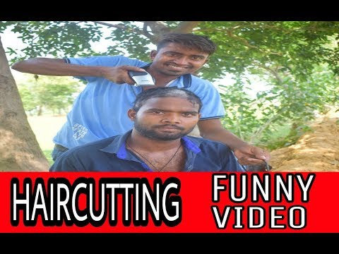 Haircutting new funny video || Bangla...