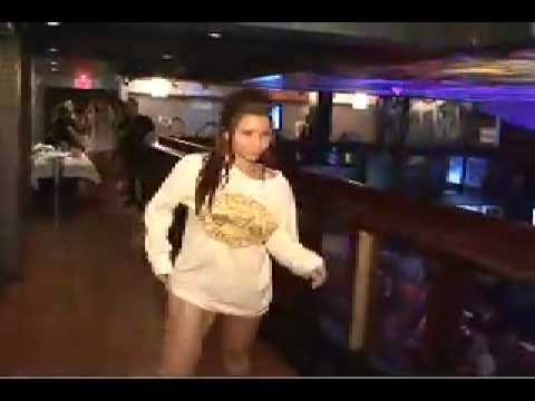 Dirty Water TV Features Muze Fashion  at The Greatest Bar