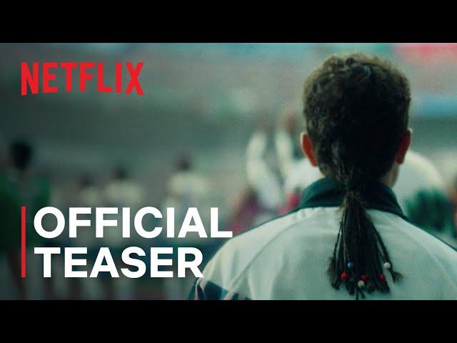 Baggio: The Divine Ponytail  I Official Teaser I Netflix