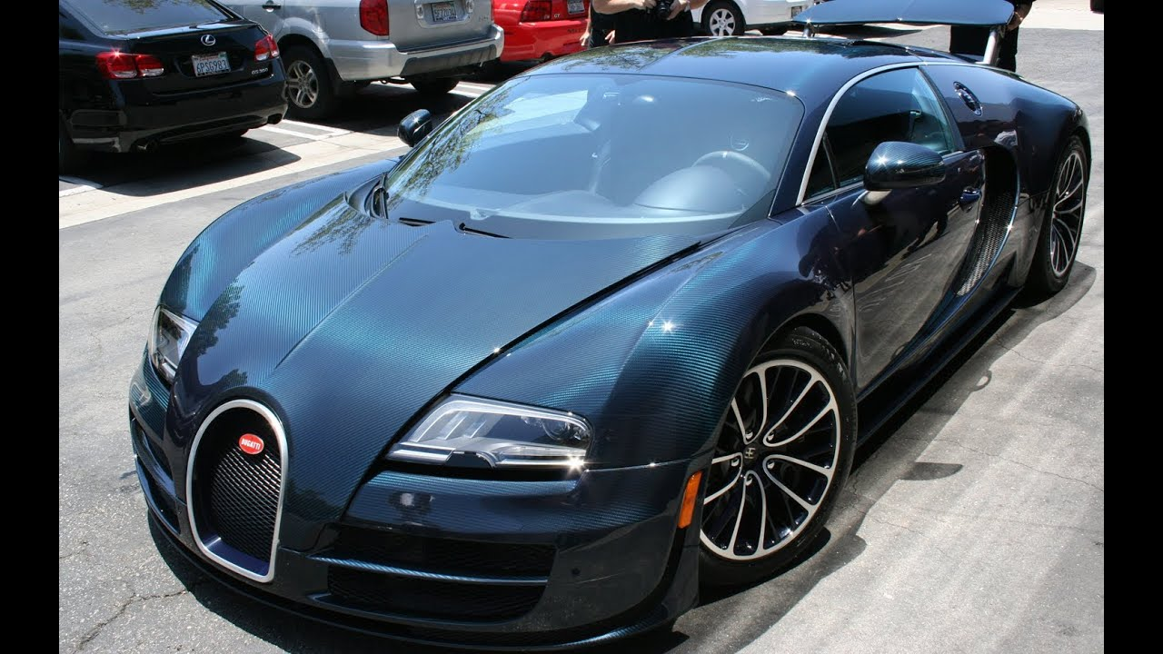 BUYING A BUGATTI VEYRON 16.4 SUPER SPORT - YouTube