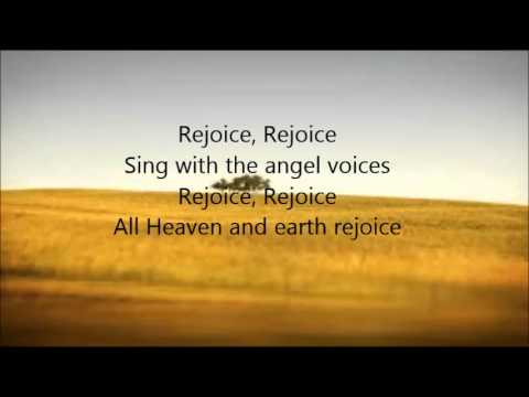 Chris Tomlin - Rejoice with Lyrics