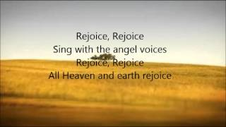 Chris Tomlin - Rejoice with Lyrics