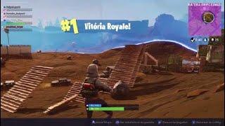 21 KILLS - JOGANDO O FINO - Fortnite