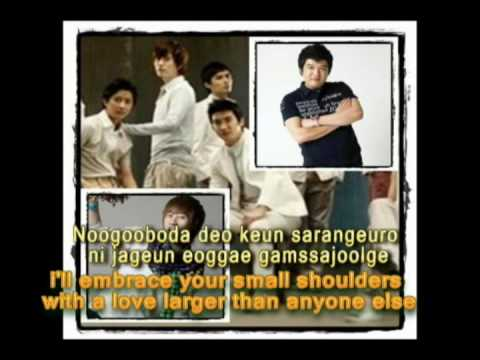 Super Junior - Shining Star (w/ Eng and romanized subs)