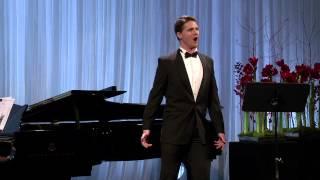 Eynzam, Yiddish song by Itsik Manger, music by Dov Seltser, Eytan Pessen arrangement and piano